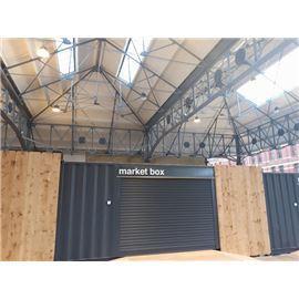 Preston Box Market unit