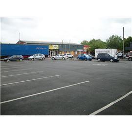 Car park on Owen Street/Crook Street