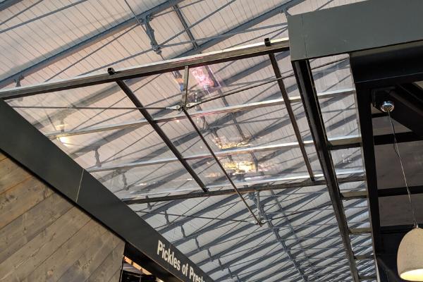 Canopy Prototype at Preston Markets