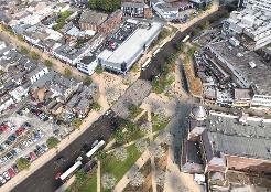 Bid to improve transport infrastructure around Preston