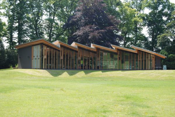 Avenham Park Pavilion