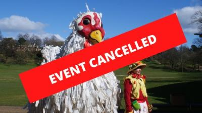 Egg Rolling event cancelled