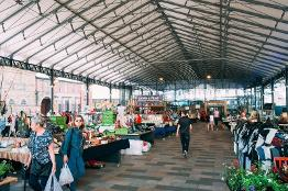 Changes to Preston Markets during Covid-19 Outbreak