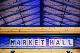 The Harris and Preston Markets to light up purple to support the fight against racism.