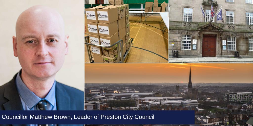 Councillor Matthew Brown