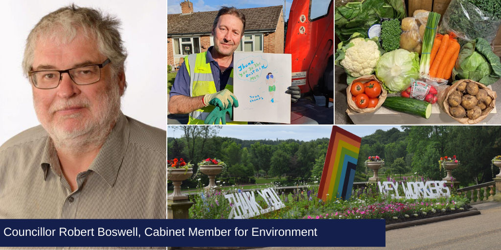 Councillor Robert Boswell - Together for Preston
