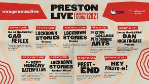 An image relating to Line-Up Announced for Preston Live Arts Festival